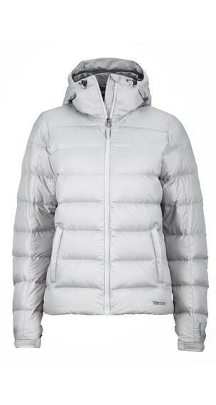 Marmot W's Guides Down Hoody Platinum